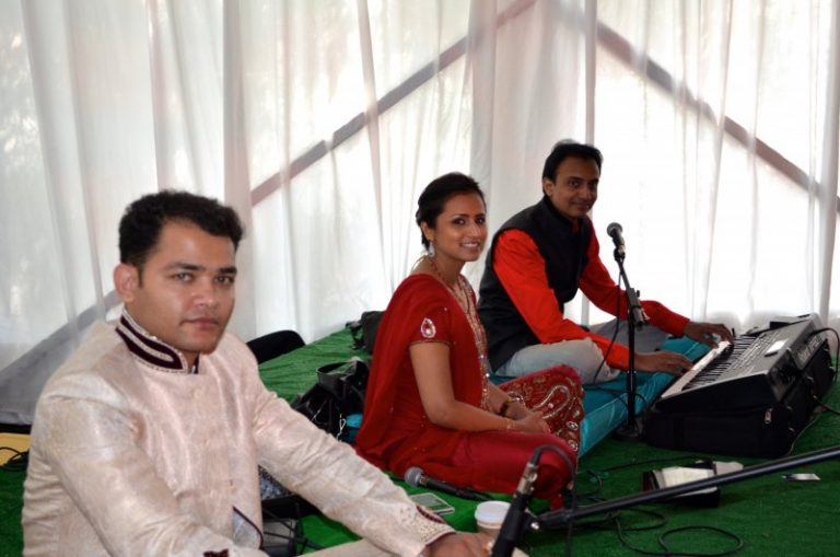 Tina Kundalia Sangeet Group